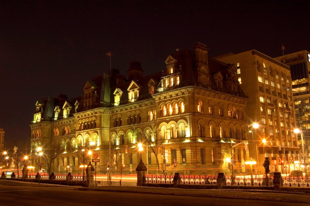 Heritage government building, Ottawa Canada. : Stock Photo