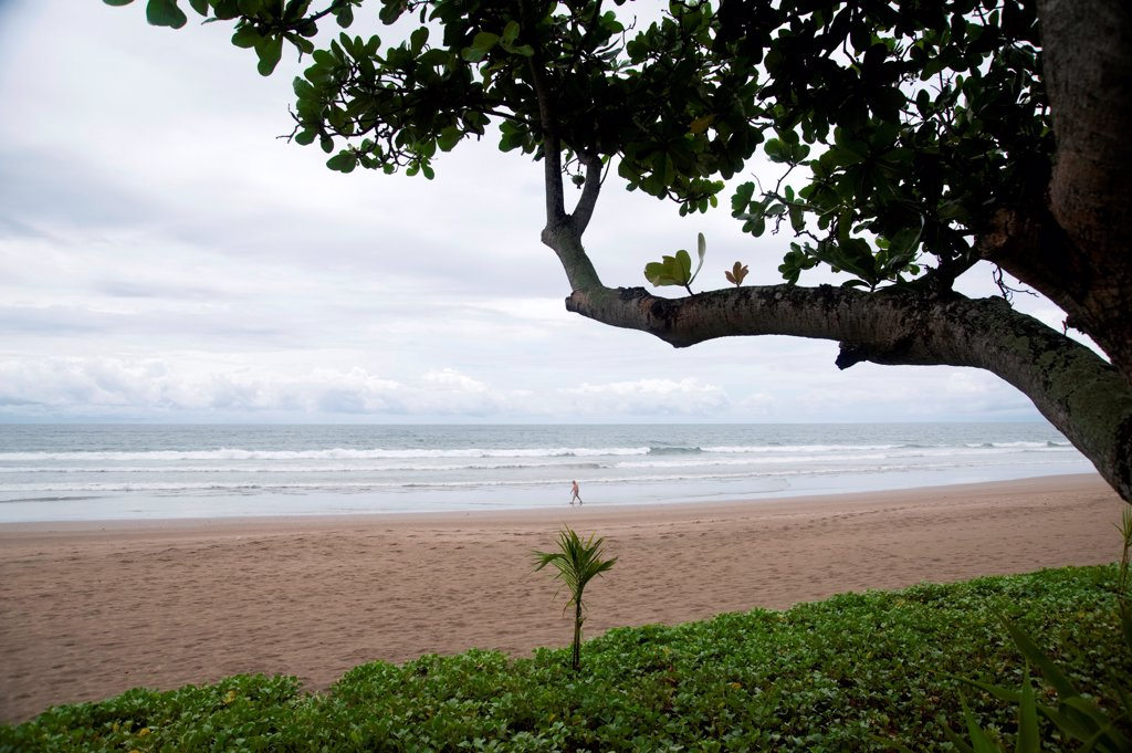 Stock Photo: 1525R-195118 Coastline in Bali