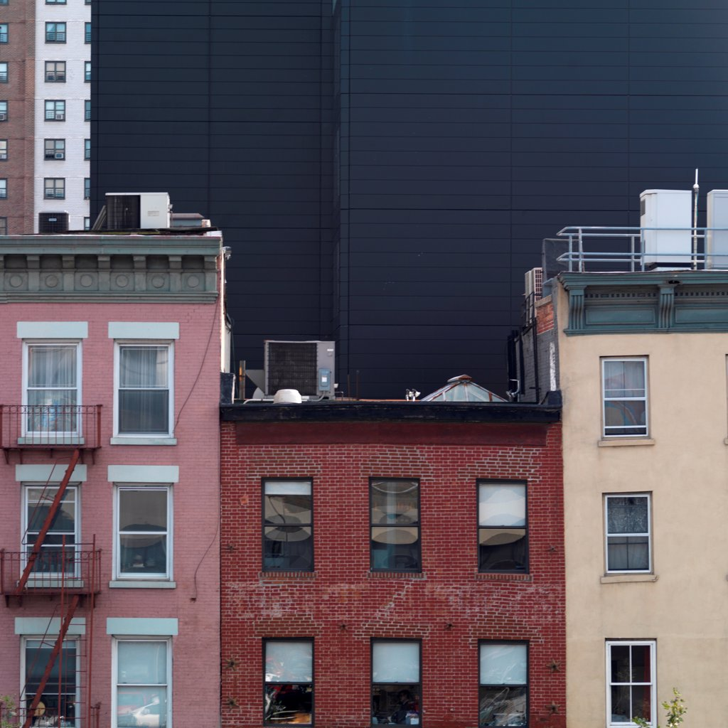 Stock Photo: 1525R-197198 Buildings in Manhattan, New York City, U.S.A.
