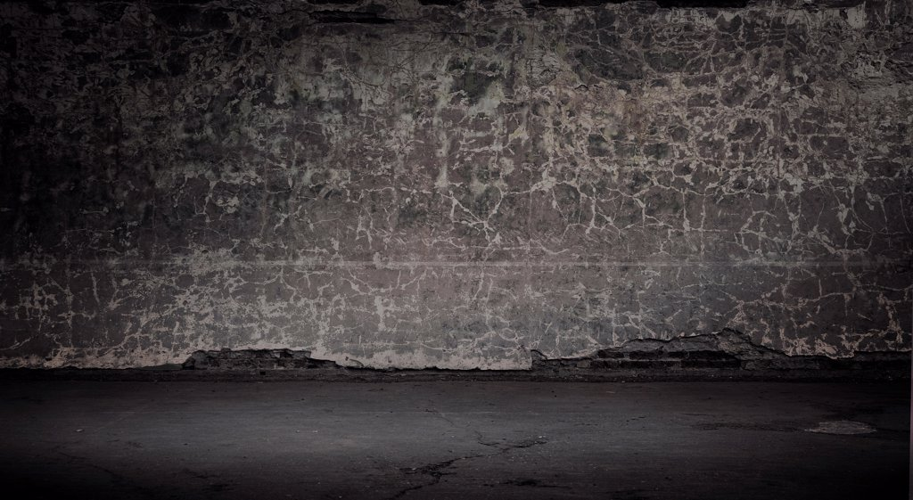 Wide grunge vintage background, gray version : Stock Photo