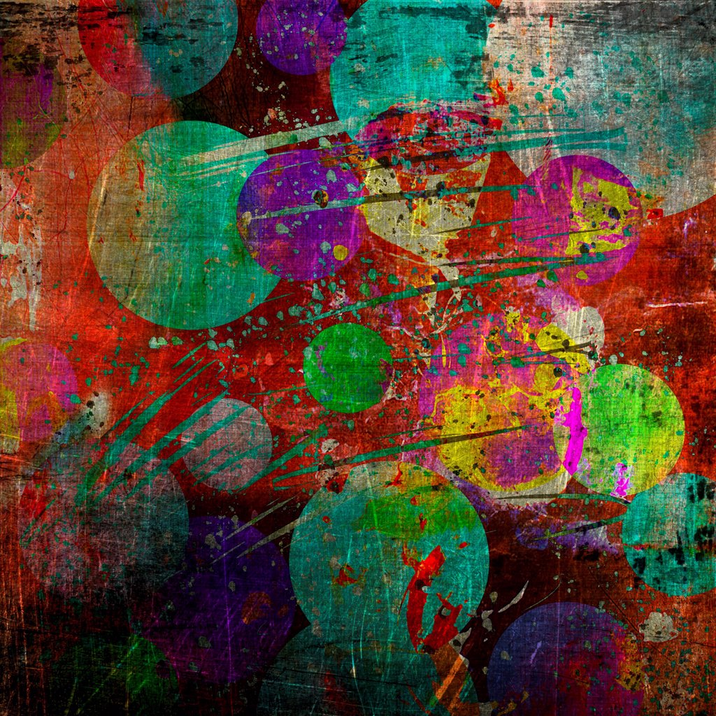 Stock Photo: 1525R-214930 art abstract grunge  texture background