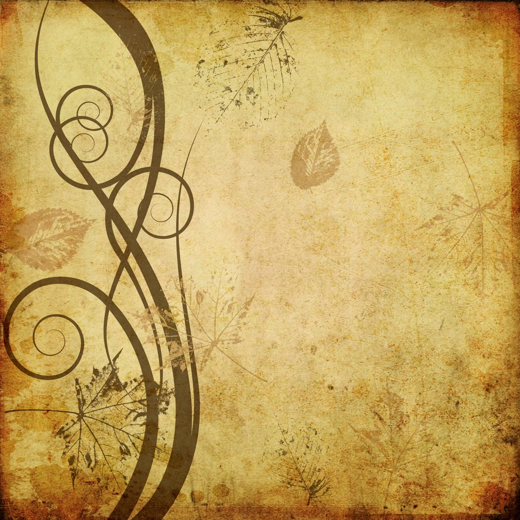 art floral drawing graphic background : Stock Photo