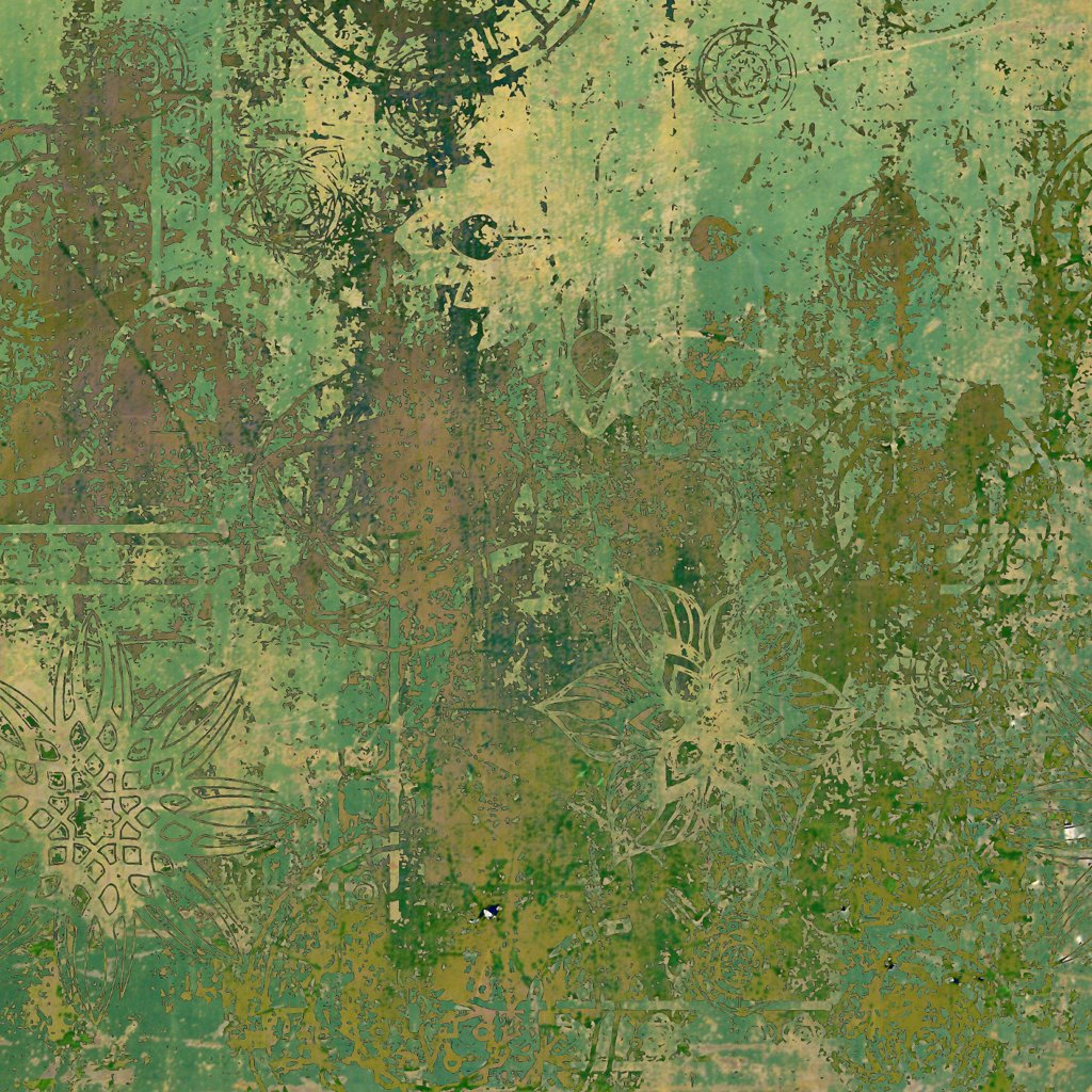 Stock Photo: 1525R-216466 art abstract grunge graphic paper background