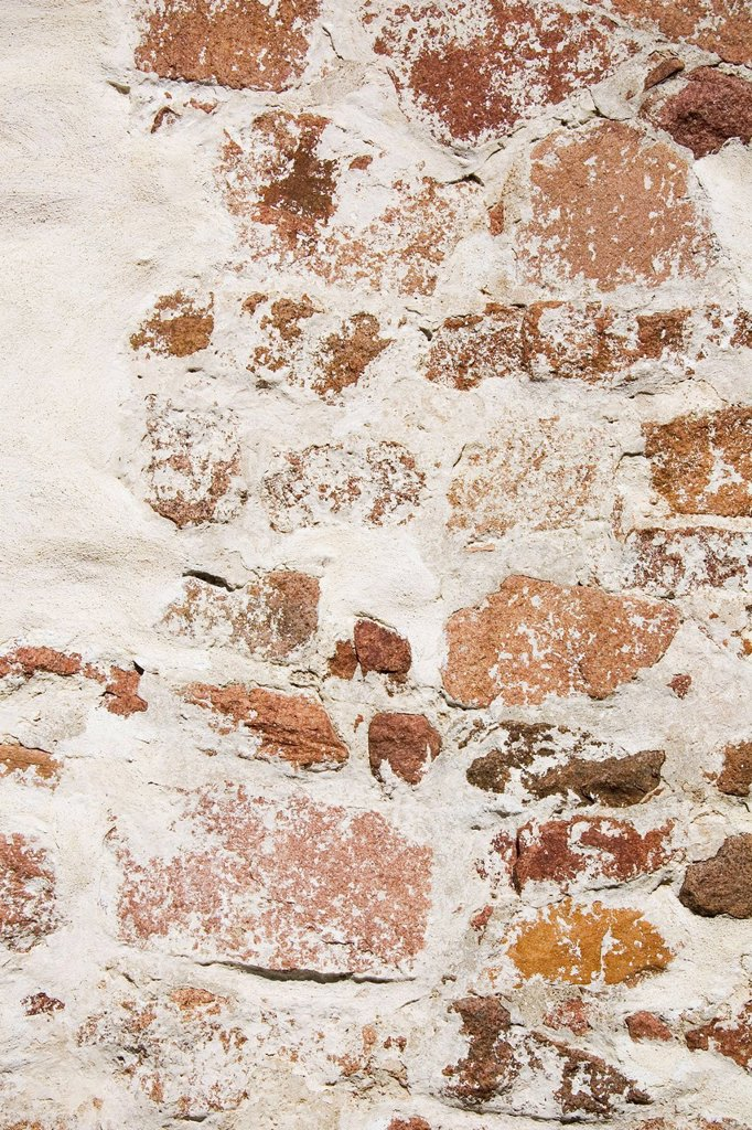 Stock Photo: 1525R-219733 Stone wall