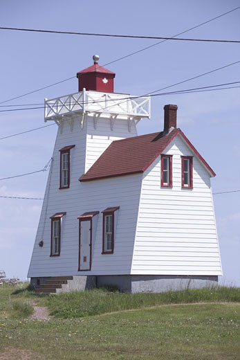 Stock Photo: 1525R-31409 Prince Edward Island, Canada