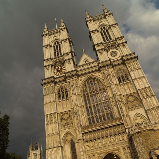 London - Westminister Abbey : Stock Photo