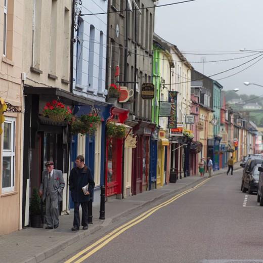 Ireland - towns : Stock Photo