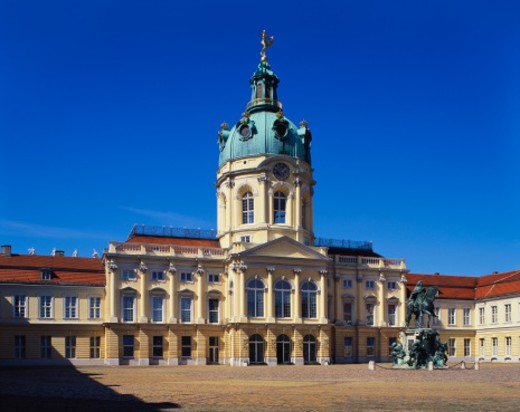 Stock Photo: 1527R-014282 Schloss Charlottenburg, Berlin, Germany