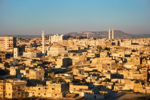 Stock Photo: 1527R-018403 Hama, Syria, Middle East
