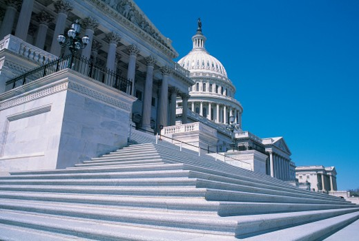 US Capitol Building, Washington, DC, USA : Stock Photo