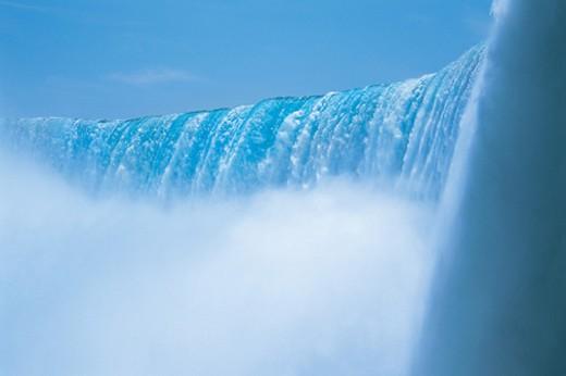 Horseshoe Falls, Niagara Falls, Ontario, Canada : Stock Photo