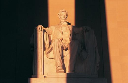 Lincoln Memorial, Washington, DC, USA : Stock Photo