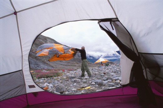 Kluane National Park, Yukon Territory, Canada : Stock Photo