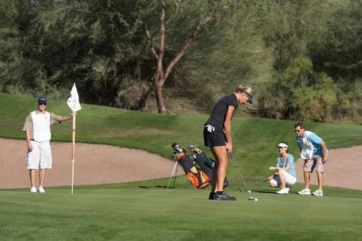 USA, Arizona, Gold Canyon Golf Resort : Stock Photo
