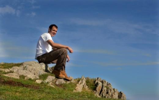 Groudle Glen, Isle of Man : Stock Photo