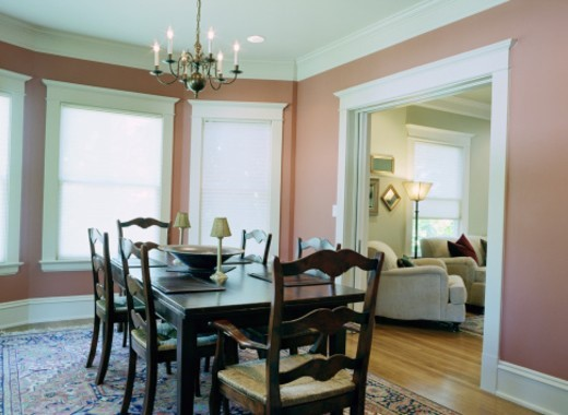 Stock Photo: 1527R-1187149 Dining Room