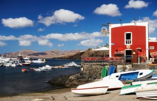 Lanzarote, Canary Islands, Spain : Stock Photo