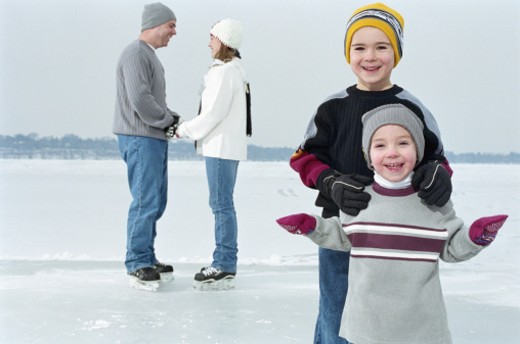 Lake Harriet, Minneapolis, Minnesota, USA : Stock Photo