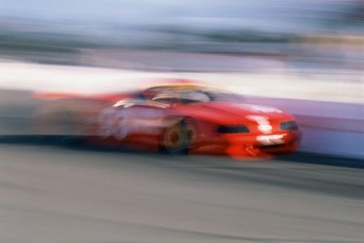 Racing car : Stock Photo