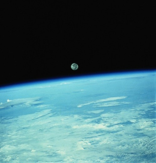 Stock Photo: 1527R-1218753 Earth from Space