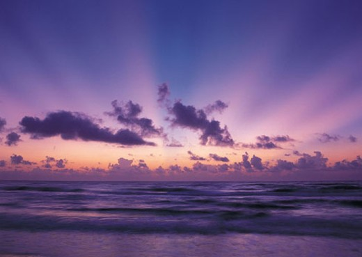 Stock Photo: 1527R-247015 Padre Island National Park, Texas, USA