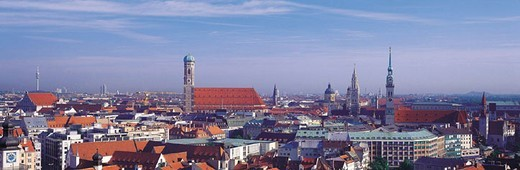 Stock Photo: 1527R-275031 Munich, Germany