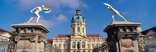 Stock Photo: 1527R-275053 Schloss Charlottenburg, Berlin, Germany