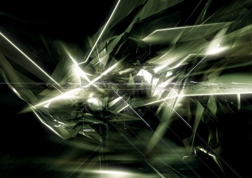 Stock Photo: 1527R-371009 Futuristic Abstract