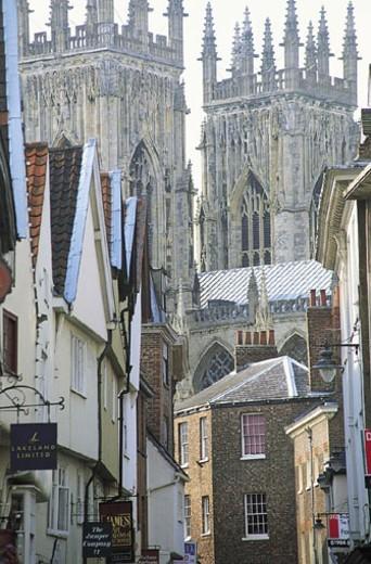 York Minster, York, UK : Stock Photo