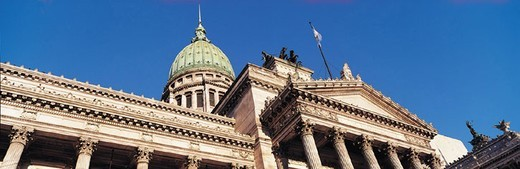 Stock Photo: 1527R-393070 Congreso Nacional, Buenos Aires, Argentina