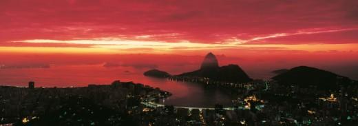 Stock Photo: 1527R-393100 Rio de Janeiro, Brazil