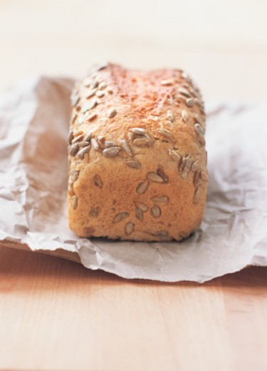 Loaf of Brown Bread : Stock Photo