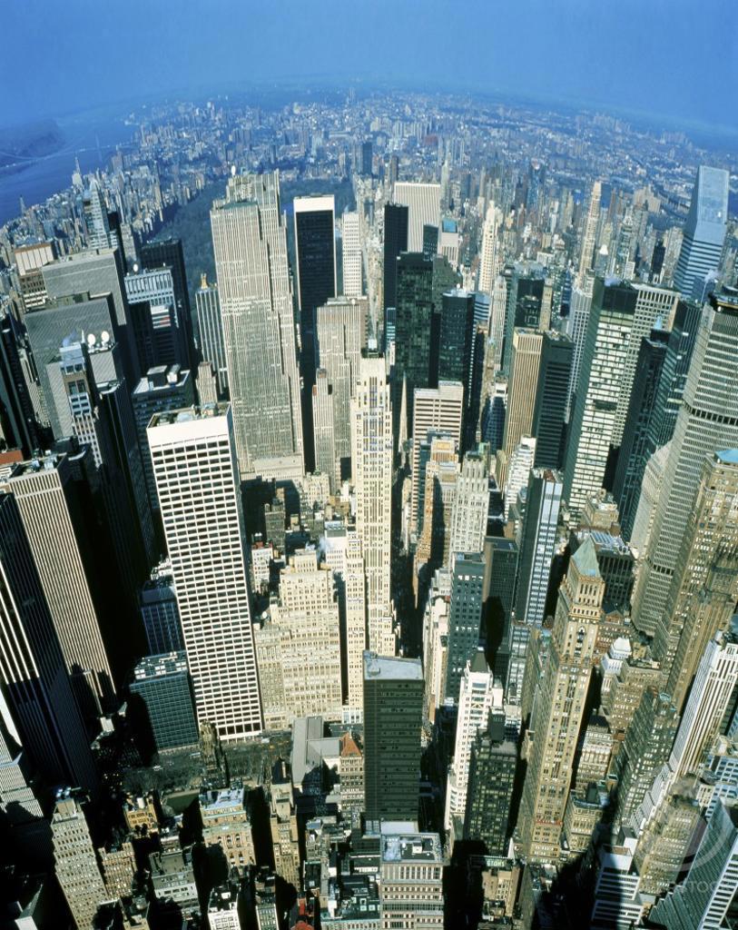 Stock Photo: 153-1363 New York City  USA