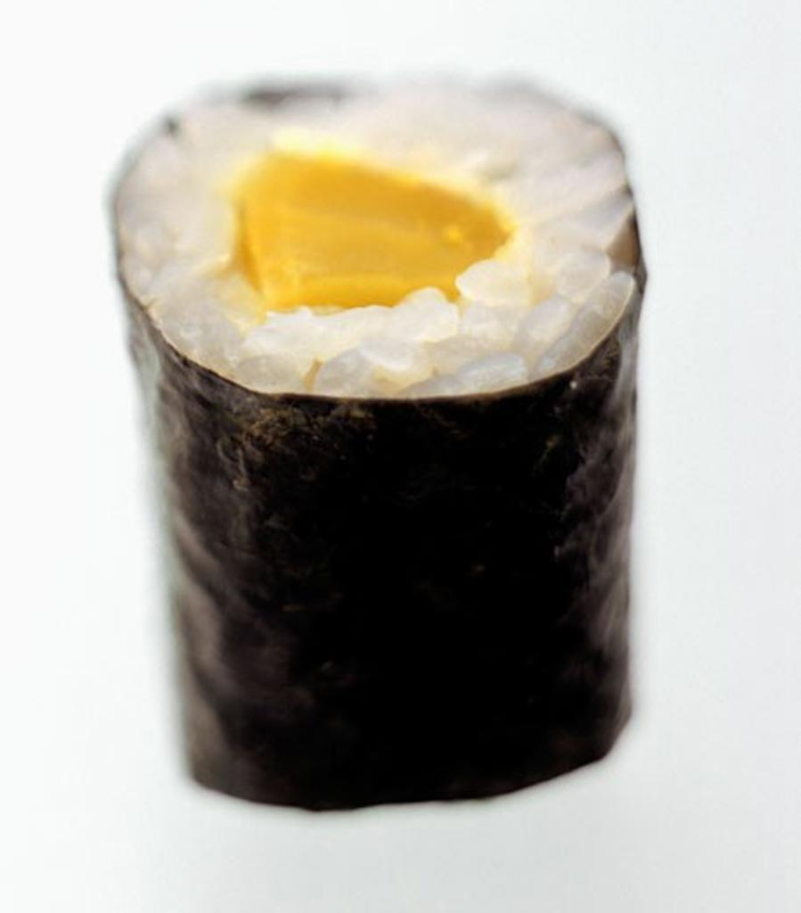 One Maki Sushi : Stock Photo