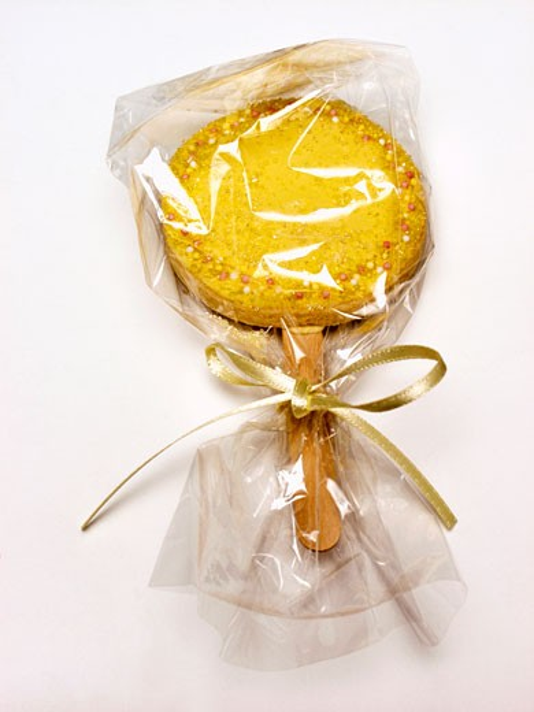 Lollipop Cookie : Stock Photo