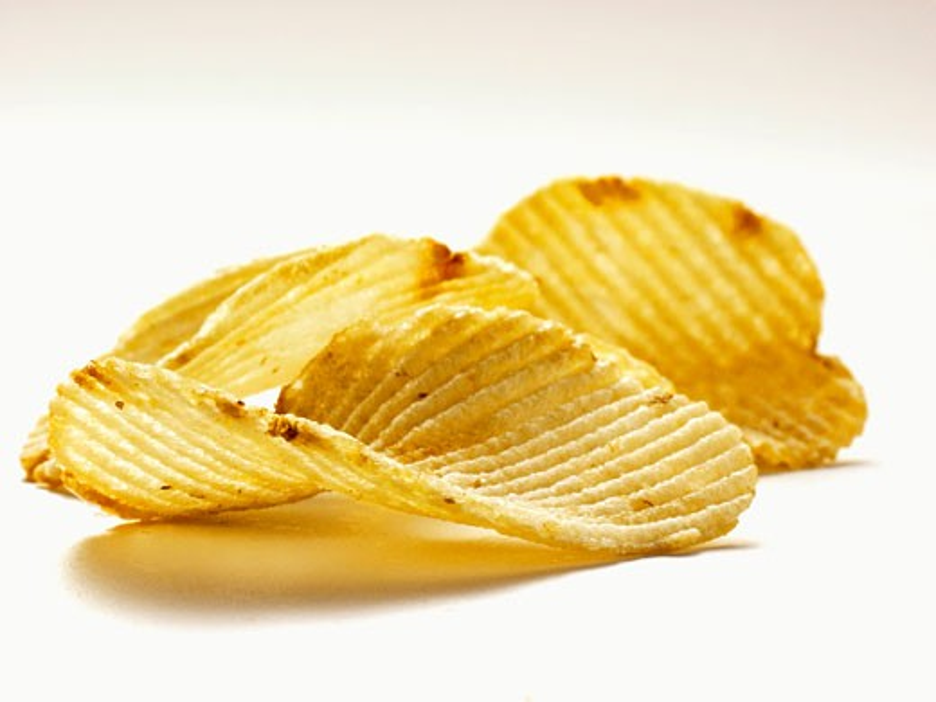 Stock Photo: 1532R-13829 Potato Chips