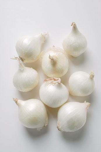 Stock Photo: 1532R-15712 Small white onions