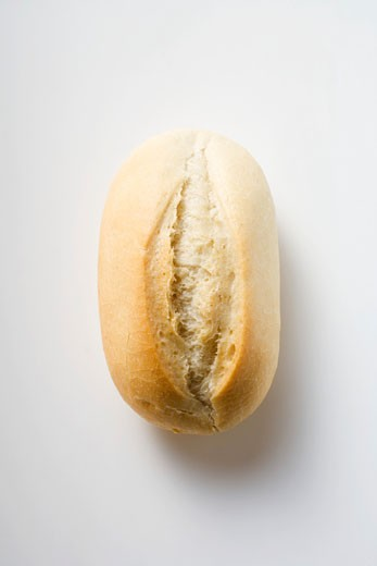 Stock Photo: 1532R-29393 Small baguette roll