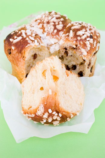 Pane dolce (Sweet Italian bread) : Stock Photo