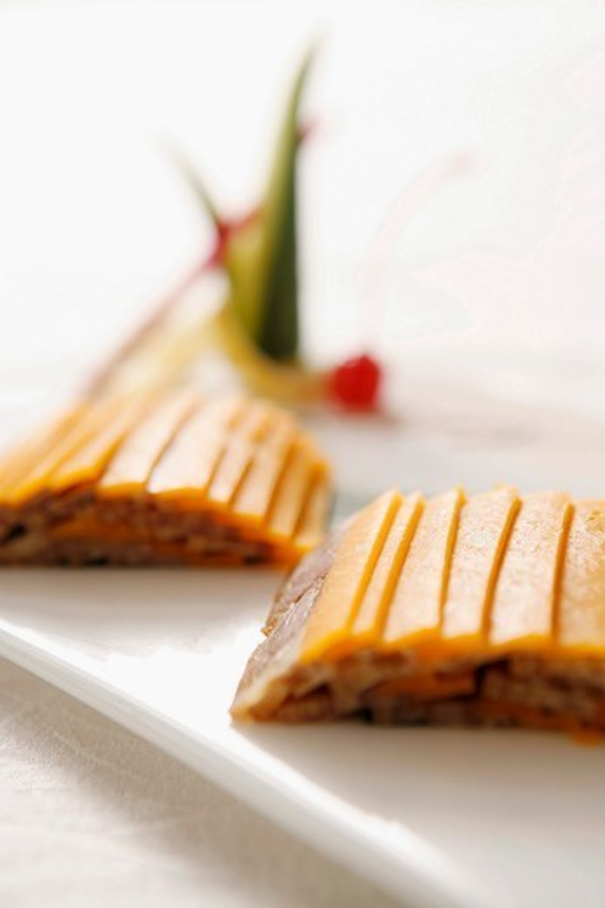 Pumpkin meat : Stock Photo