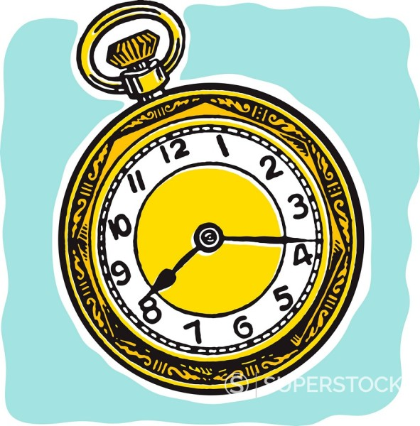 Stock Photo: 1538R-68513 A stop watch