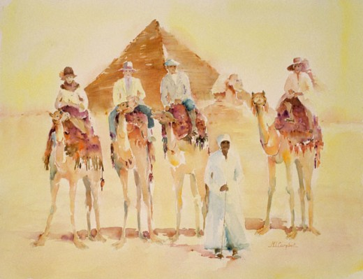Stock Photo: 1543-118 Innocents Abroad 
