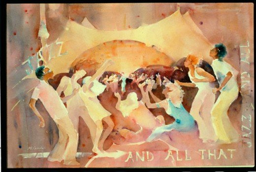 Stock Photo: 1543-121 Jazz Concert 