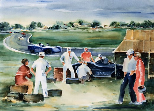 Racetrack 