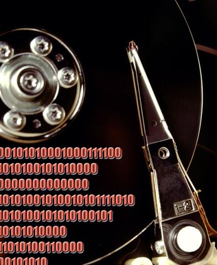 Hard drive : Stock Photo