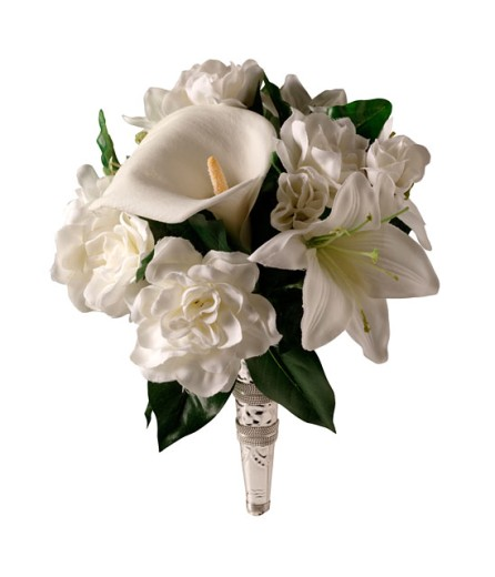 Stock Photo: 1555R-125106 Bridal bouquet