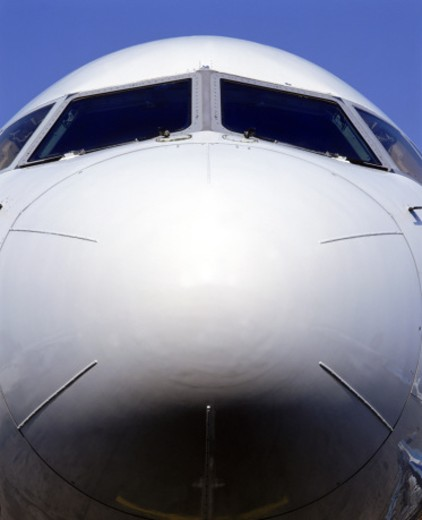 Nose of plane : Stock Photo