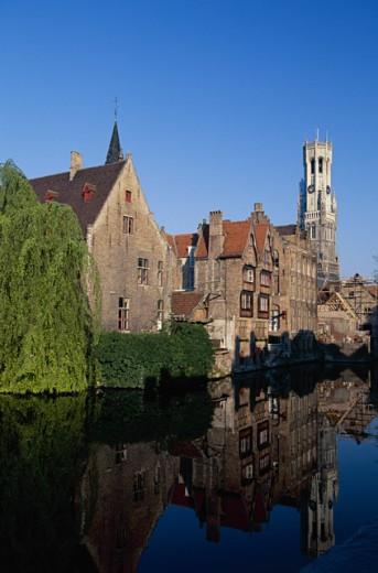 Stock Photo: 1555R-160051 Bruges, Belgium