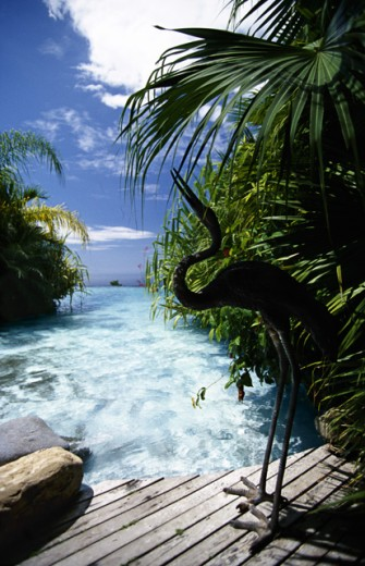 Stock Photo: 1555R-162033 Villa Caletas, Costa Rica
