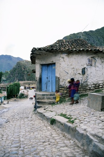 Stock Photo: 1555R-162083 Great Esplanade, Peru